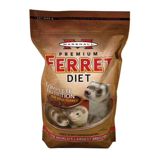Premium Ferret Diet Food